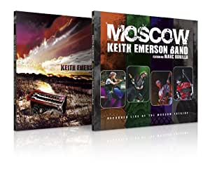 2in1-Keith Emerson Band & Moscow