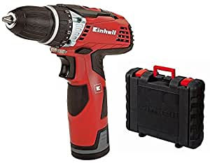 Einhell TE-CD Perceuse visseuse à batterie li-ion