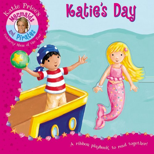 Katie Price's Mermaids and Pirates: Katie's Day Jigsaw Book by Katie Price (2009-05-19)