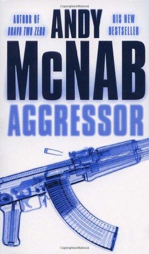 Aggressor (Nick Stone 08)