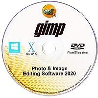 IDEA TECH GIMP 2020 Photo Editor Premium Professional Image Editing Software for PC Windows 10 8.1 8 7 Vista XP