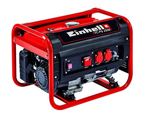 Einhell Generador Eléctrico Gasolina TC-PG 2500