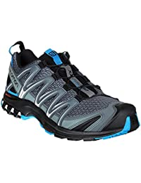 Salomon L40074500 XA Pro 3D Synthetic Trail Running Shoes, Adult (Blue)