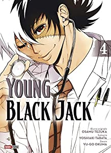 Young Black Jack Edition simple Tome 4