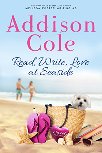 Read, Write, Love at Seaside (Sweet with Heat: Seaside Summers Book 1) (English Edition) von [Cole, Addison]