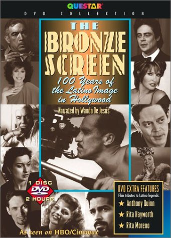 The Bronze Screen: 100 Years of the Latino Image in American Cinema [UK Import] -