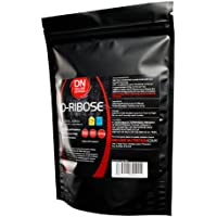 D- Ribose 100% pure powder - 25% Extra FREE - 625g re-sealable pouch for the price of 500g FREE Next Day Delivery (Weekdays/UK Mainland Only) ATP Fuel