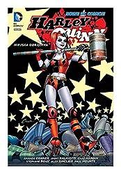 Harley Quinn Miejska gorączka (Tom 1) - Jimmy Palmiotti, Amanda Conner, Chad Hardin [KOMIKS]