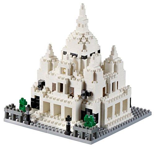 BRIXIES sacre Coeur 3D-Motif Building Blocks...