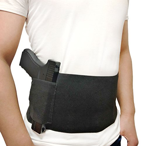 DecoDeco Belly Band Holster para Carry Oculto, con Revista Pocket Wais