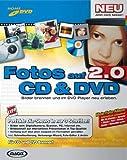 MAGIX Fotos auf CD & DVD 2.0