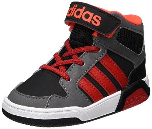 adidas Bb9tis Mid Inf, Baskets Mixte bébé
