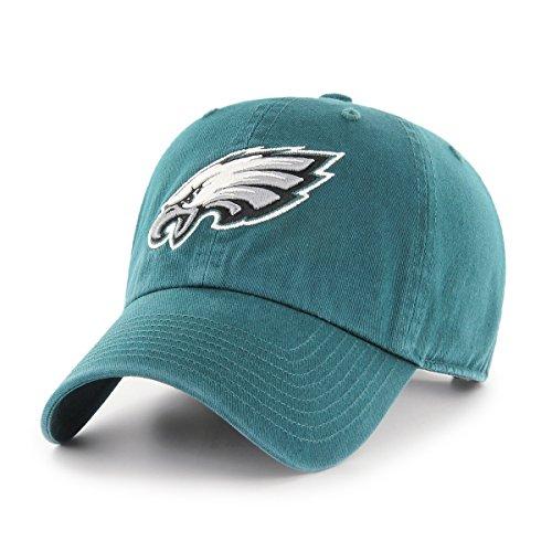 OTS NFL Challenger reinigen bis Verstellbarer Hat, Unisex, NFL OTS Challenger Clean Up Adjustable Hat, Grün (Pacific Green)