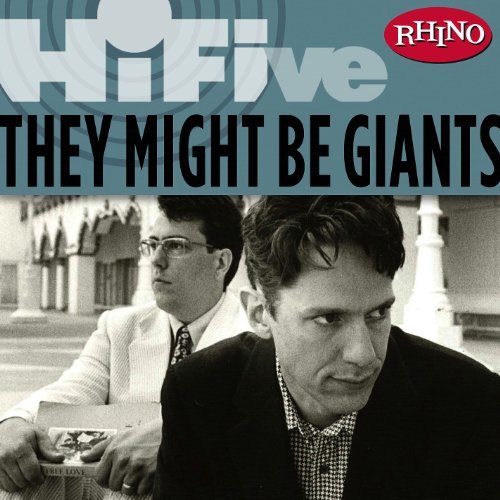 Rhino Hi-Five: They Might Be G...