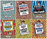 Where's Wally books: 6 large picture books box set (Where's Wally? Where's Wa...
