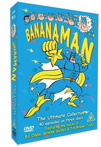 Bananaman - The Ultimate Collection [DVD] [2004]