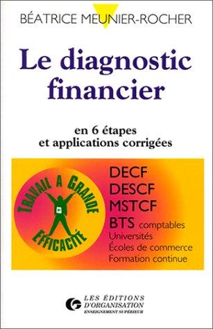 Le Diagnostic financier en 6 étapes et applications corrigées