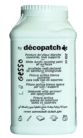 Décopatch GE300AO Gesso multilingue 300 g 6 x 6 x