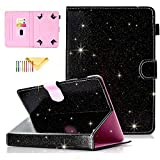 Uliking Universel Bling Paillettes Coque pour Samsung Galaxy, Tablette iPad d'Apple,...
