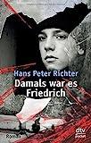 Damals war es Friedrich: Roman - Hans Peter Richter
