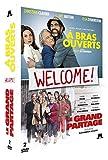 Welcome ! - Coffret : À bras ouverts + Le Grand Partage