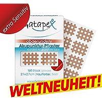 Gatapex Weltneuheit Gitter Akupunktur-Pflaster (Größe S) mit abgerundeten Ecken Hautfarbe preisvergleich bei billige-tabletten.eu