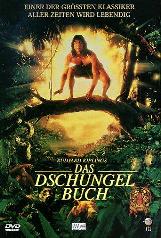 Das Dschungelbuch - Disneys Dvd Dschungelbuch-film