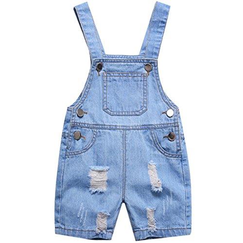Bebé Peto Pernera Corta - Pantalones Peto