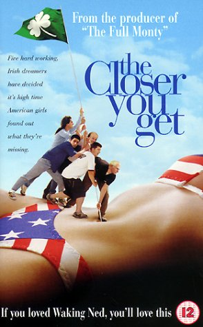 The Closer You Get [VHS] [UK Import]