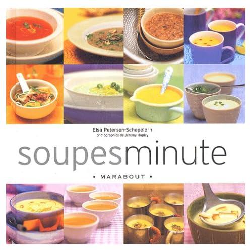 Soupes minute