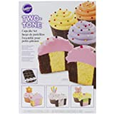 Wilton Two Tone Cup Piece Cake Baking 2 ...