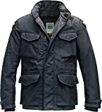 Logan (Field Jacket) Blue XL Uomo