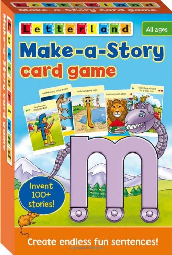 Make-a-Story Card Game (Letterland Card Game)