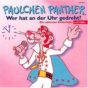 Paulchen Panther Uhr