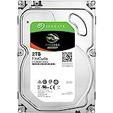 Seagate ST2000DX002 FireCuda 2 TB interne Hybrid Festplatte (8,89 cm (3,5 Zoll) 64 MB Cache, Sata 6 Gb/s)