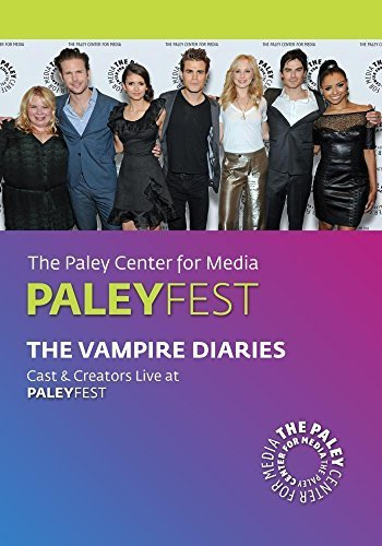 The Vampire Diaries: Cast & Creators Live at PALEYFEST by Ian Somerhalder (Vampire Diaries Cast)