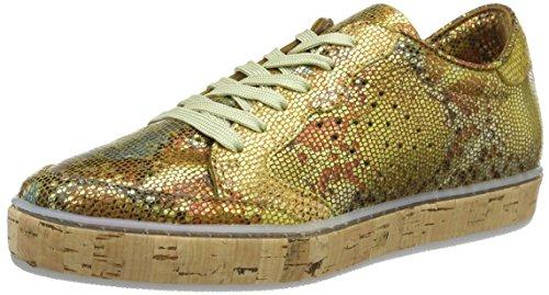 Mjus 876101-0102-6102, Sneakers basses femme Mehrfarbig (Oro)