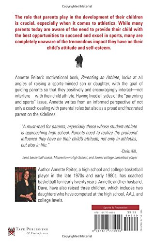 Parenting an Athlete
