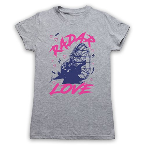 Golden Earring Radar Love Damen T-Shirt Grau