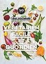 Végétarien facile et quotidien par Montagard