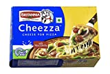 Britannia Cheezza - Cheese for Pizza with Mozzarella, 200g Pack