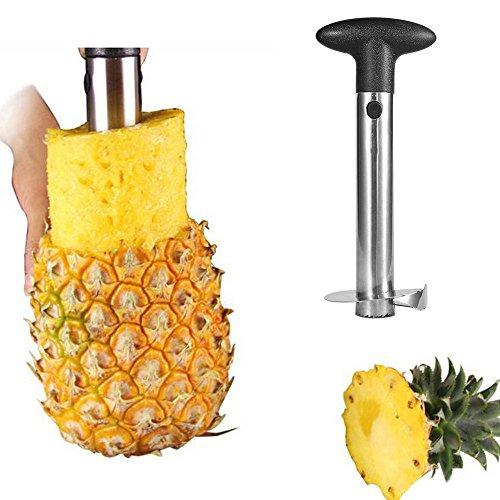 SYS in acciaio inox verdure frutta ananas corer Peeler Parer