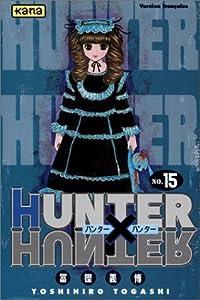 Hunter X Hunter Edition simple Tome 15