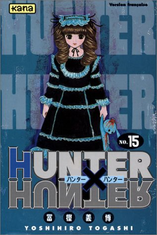Hunter X Hunter Edition simple Tome 15