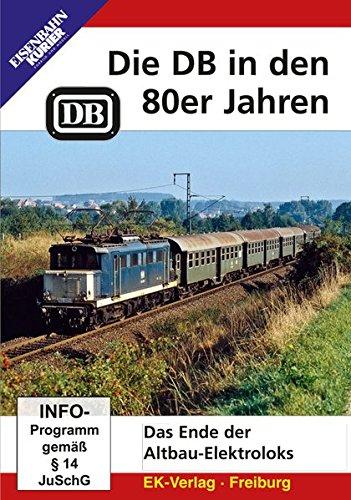Die DB in den 80er Jahren