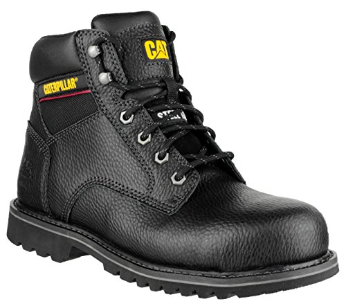 "Caterpillar CAT Electric 6"" Bottes de sécurité Black"