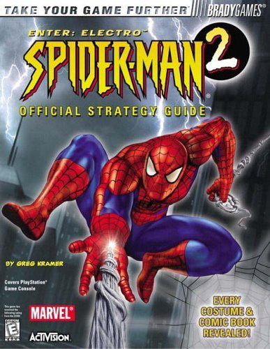 Spiderman 2: Enter Electro Official Strategy Guide (Official Strategy Guides) by Greg Kramer (22-Oct-2001) Paperback