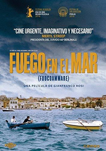 Fuocoammare (FUEGO EN EL MAR, Spanien Import, siehe Details für Sprachen)
