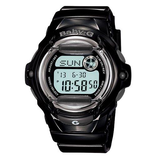 Casio Damas Baby-G Cuarzo: Batería Japan Reloj (Modelo de Asia) BG-169R-1D