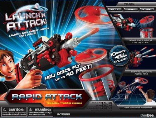Launch n Attack Launch n Attack Rapid Attack